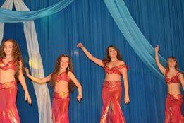 костюм восточные танцы