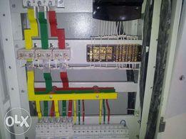 Услуги электрика: электропроводка, подключение оборудования.