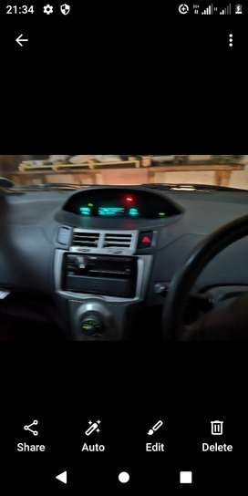 Toyota Yaris owner its old woman