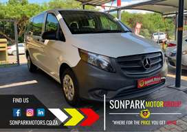 2018 Mercedes Benz Vito 116 CDI Tourer