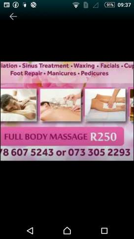 EXCLUSIVE MASSAGE IN DURBAN NORTH