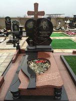 Памятники с установкой на все кладбища Одессы и Одесской обл.