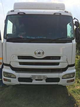 34 tons side tipper horse and trailer available