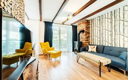 Nowoczesny apartament dla 6 osób