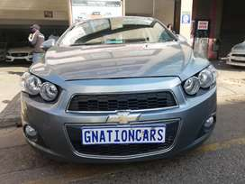 Chevrolet sonic 1.6 manual 2015 for SELL