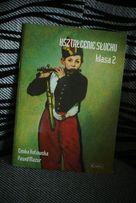 Książka dla klasy 2 szkoły muzycznej 1 stopnia