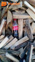 drewno opałowe dębowe dąb suche sezonowane pocięte