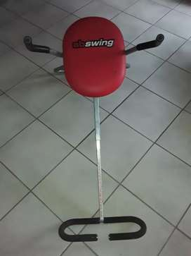 I am selling a abwing. Rarely used. About 1 year old