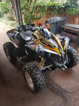 2010 Can Am Renegade 800R XXC