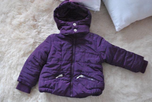 Фирменная куртка для девочки Blukids Петропавловская Борщаговка - изображение 2