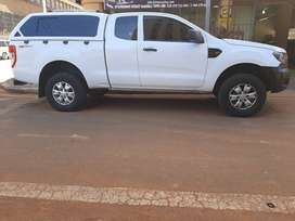 2016 Ford Ranger 2.2 Hi- rider Xtra cab 5 Speed