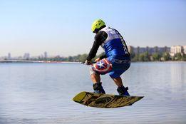 Вейкборд , Водные лыжи и Вейкскейт , покатаем и научим, Киев.