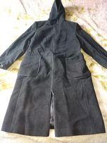 Пальто деми кашемировое