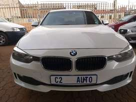2013 BMW 3series 320d F30 Automatic