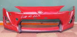 Toyota 86 GT front Bumper for sale