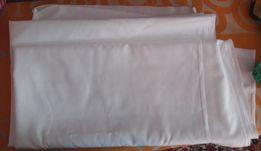 Хлопок белый ткань( 1,5 м)