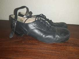 Irish dancing shoes