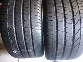 Two seconds hand tyres sizes 315/30/22 Pirelli normal now available