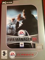FIFA Manager 06 PC CD