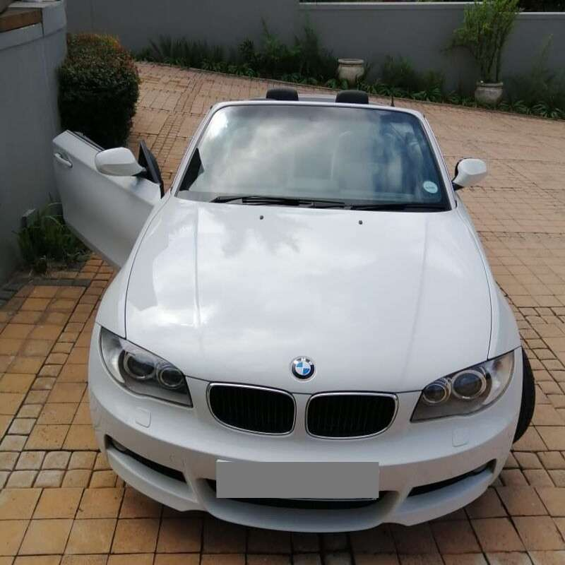 BMW 1 Convertible For Sale Not To Be Missed 0