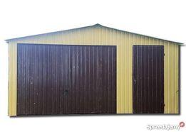Garaż blaszany garaże wiata blaszak 5x5m WIOSENNA PROMOCJA