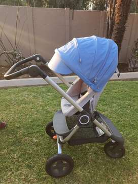 Stokke Pram in immaculate condition