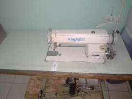 Kingstar industrial straight sewing machine for sale R3000 working