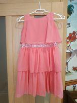 Нарядное платье размер 10 лет (140 см)