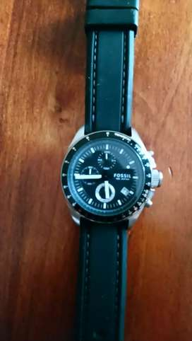 Mens watch Fossil like new