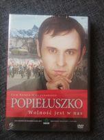 Film DVD Popiełuszko Wolność Jest w Nas nowy oryginalny folia