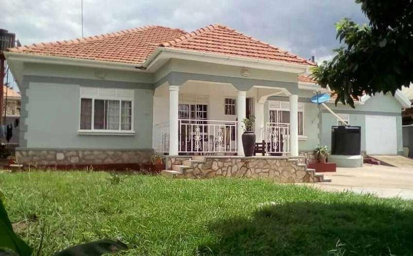 Kyanja Fully Furnished Residential House for sale 0