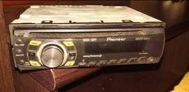 Pioneer  mp3 radio with cd player and aux.