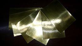 Бумага самоклейка золотая (цвет золото )дизайнерская металлизированная