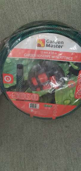 Garden Hose and attachments