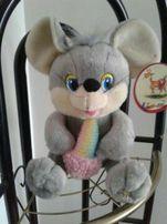 Чудная Мышка с мороженом и другие мягкие игрушки на подарок
