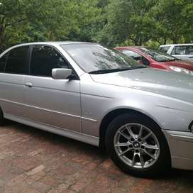 BMW E39 525I 2001 FOR SALE