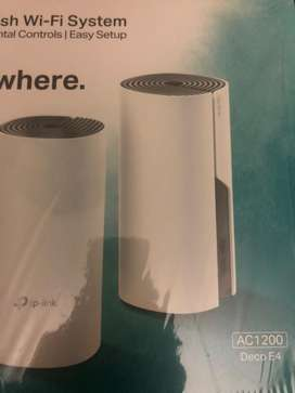 NEW! TP-Link Deco Whole Home WiFi