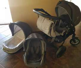 Baby Merc Travel System