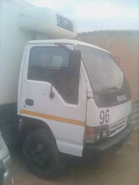 Isuzu truck refrigeration for sale