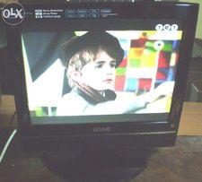 "Телевизор ЖК ""IZUMI TL15H603B"", экран 3:4, диагональ 15""."
