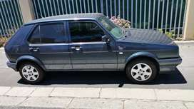 VW Golf Bargain 2006 (Stock Standard)