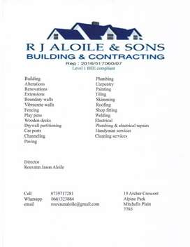 Building & Contracting