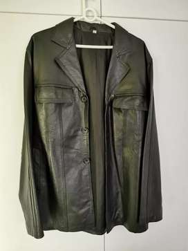 Genuine Leather jackets from India for sale