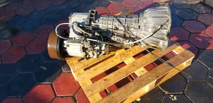 Land rover Td5 gearbox (auto) 0