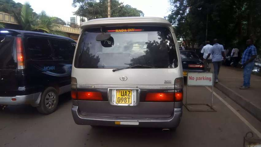 Toyota super custom uaz on sale at 23m negotiable 0