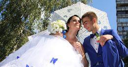 Свадебный зонт ( прокат )