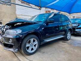 BMW X5 E70 N52N AT Now For Stripping
