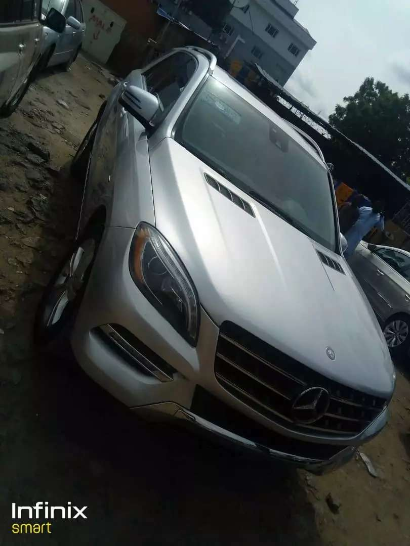 Tokunbo 2012 ML350 Benz full duty 0