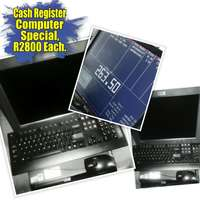Image of Desktop Computers with POS