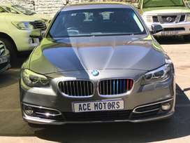 2013 BMW 520d LUXURY FOR SALE R219999